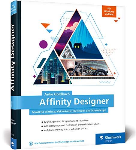 Affinity Designer: Schritt für Schritt zu...