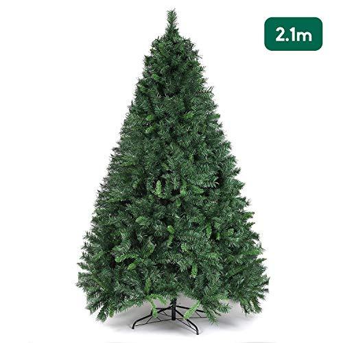 SALCAR Weihnachtsbaum künstlich 210 cm mit 868...