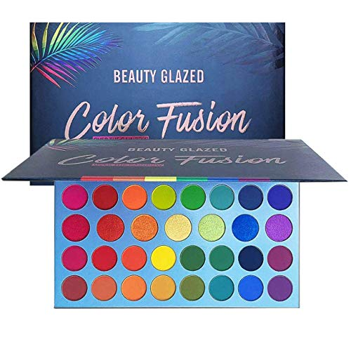 Beauty Glazed Hochpigmentiertes Make-up Palette...