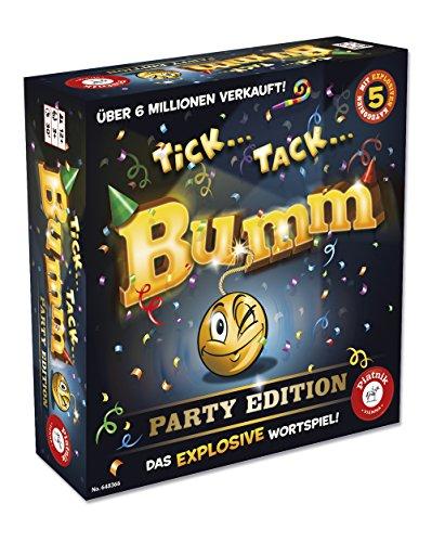 Piatnik 648366 - Tick Tack Bumm Party Edition