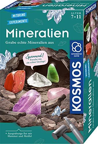 Kosmos 657901 Mineralien Ausgrabungs-Set, Grabe...