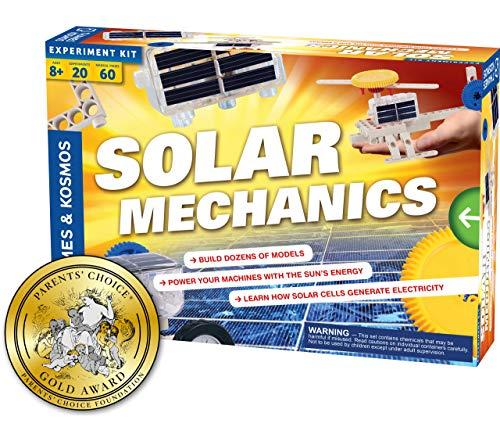Solar Mechanics (Exploration)