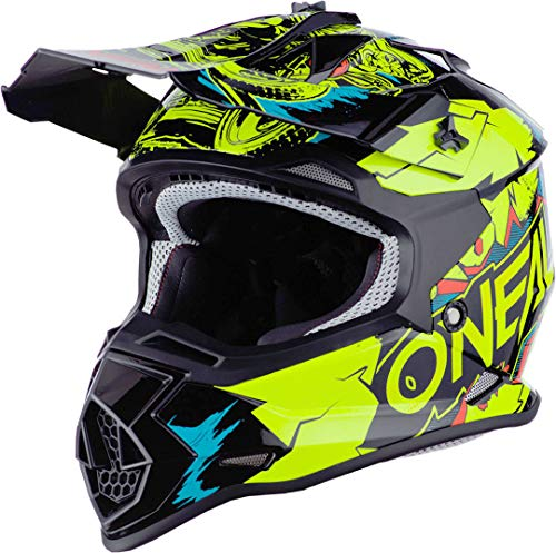 O'NEAL 2 Series Villain Youth Kinder Motocross...