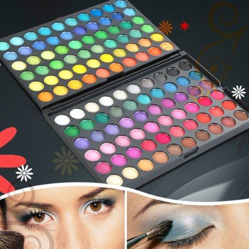 Itian 120 Farben Lidschatten Make-up-Palette,...
