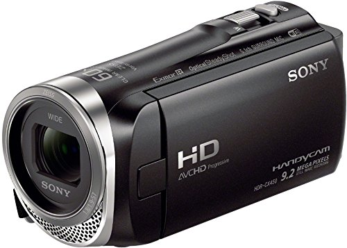 Sony HDR-CX450 Full HD Camcorder (26,8mm...