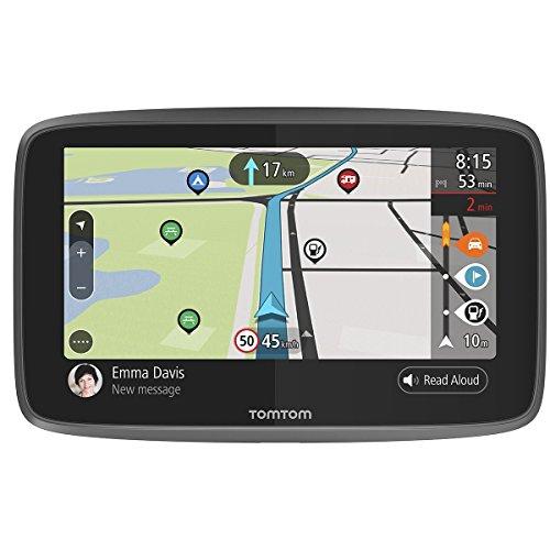 TomTom GO Camper Navigationsgerät (15,2 cm (6...
