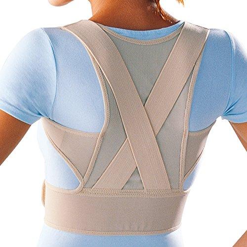 Rücken Geradehalter Test