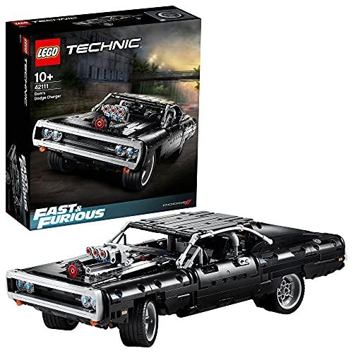LEGO 42111 Technic Fast & Furious Dom's Dodge...