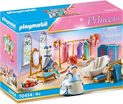PLAYMOBIL Princess 70454 Ankleidezimmer mit...