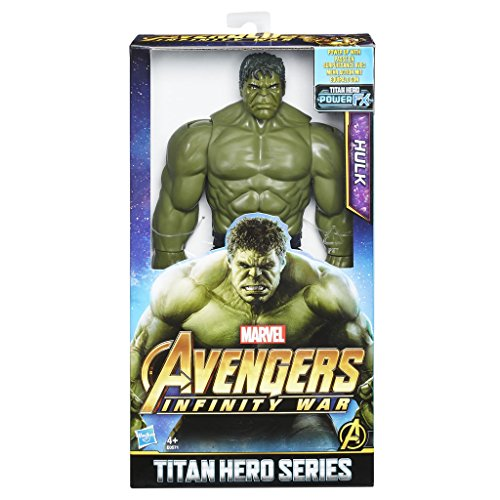 Hasbro Avengers E0571EU4 Marvel Titan Hero Power...
