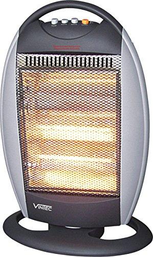 Vintec 73052 Elektro Heizstrahler VT 1200, W, 230...