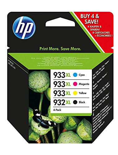 HP 932XL/933XL Multipack Original Druckerpatronen...