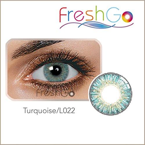 Farbige Jahres Kontaktlinsen braun, blau, grün,...