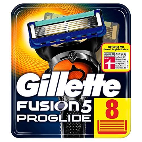 Gillette Fusion 5 ProGlide Rasierklingen mit...