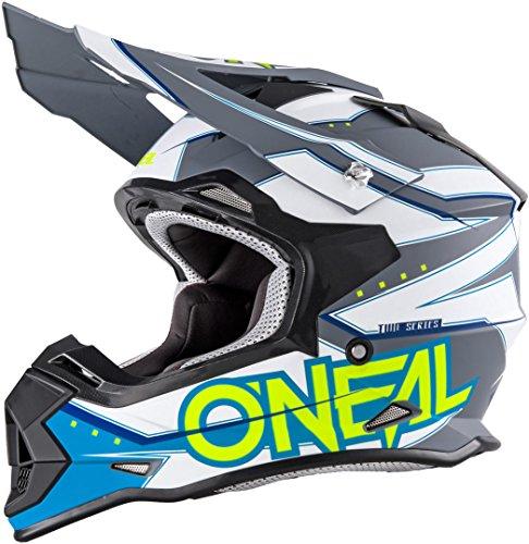 O'NEAL 2 Series RL Motocross Enduro MTB Helm...
