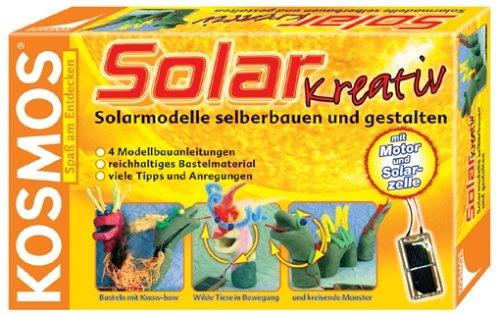 Kosmos - Experimentierkasten - Solar kreativ