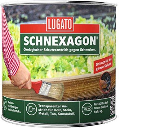 Lugato Schnexagon 375ml Ökologischer...