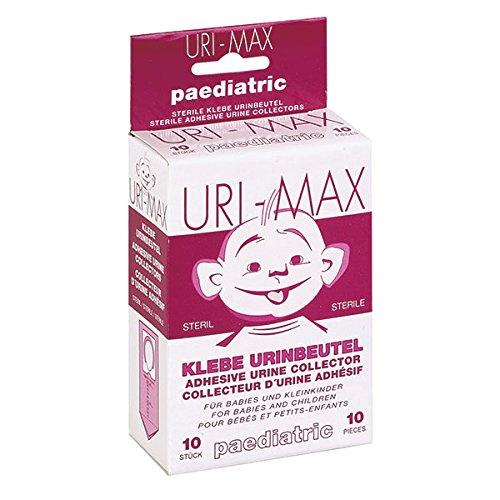 Uri Max H7 05010 Kinder Urinklebebeutel, steril...