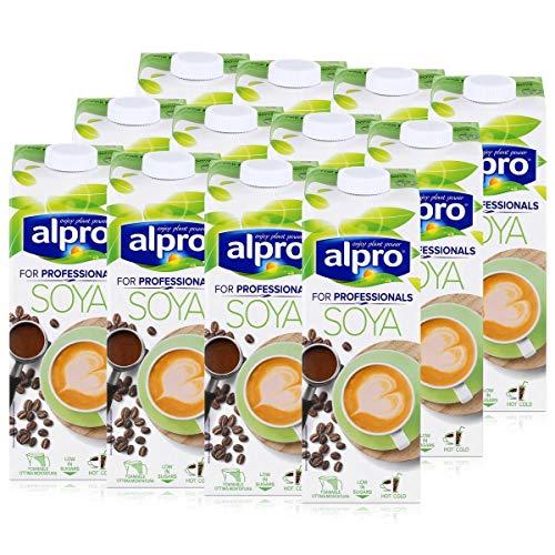 Alpro Sojadrink for Professionals, 12er Pack, 12 x...