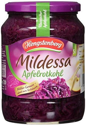 Hengstenberg Apfelrotkohl, 680 g