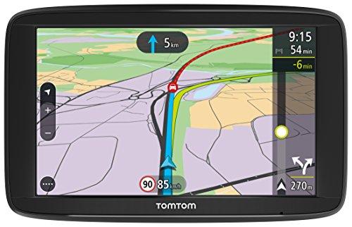 TomTom Via 62 Europe Traffic Navigationsgerät (15...