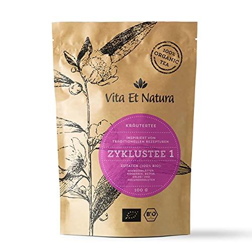Vita Et Natura® BIO Zyklustee 1 - 100g lose...