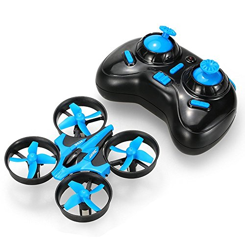 Mini Quadrocopter Drohne, JJRC H36 Mini Quadcopter...