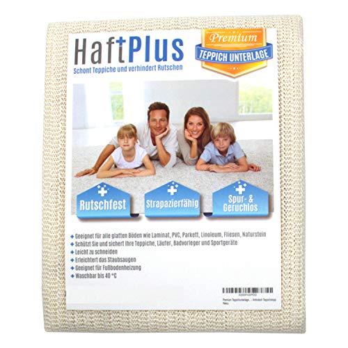 HaftPlus - Teppichunterlage, Antirutschmatte -...