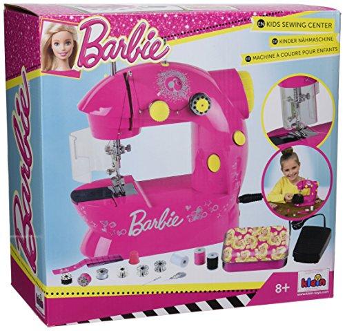 Theo Klein 7910 - Barbie Kinder Nähmaschine...