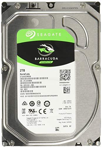 Seagate ST2000DM008 Interne Festplatte (256 MB...