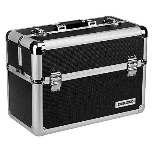 anndora® Werkzeugkoffer 24L Präsentationskoffer...