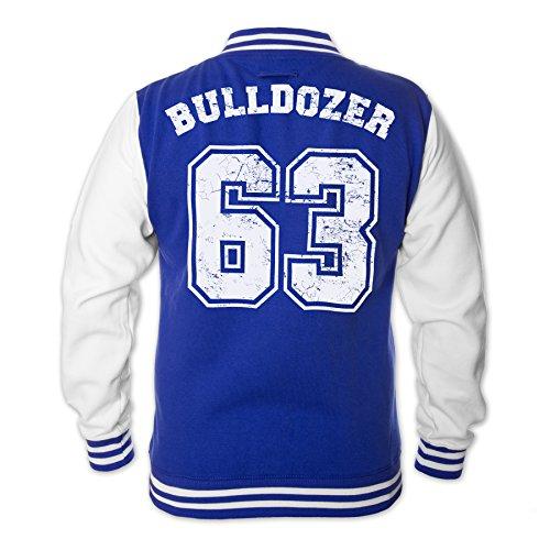 Bud Spencer Herren Bulldozer 63 College Jacket...