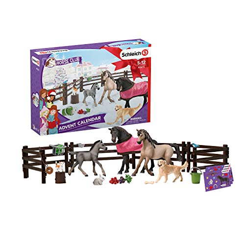 SCHLEICH 97875 Horse Club 2019 Adventskalender,...