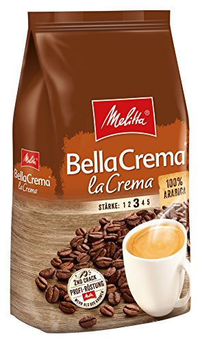 Melitta Ganze Kaffeebohnen, 100% Arabica,...