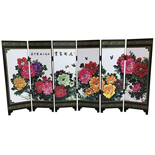 Kleine Folding Screen, Chinesische traditionelle...