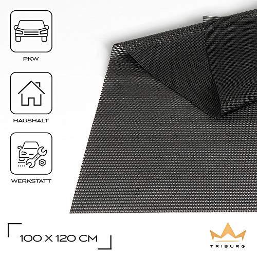 TRIBURG® Universal Antirutschmatte 120x100cm...