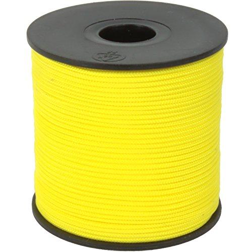 100m Maurerschnur 3mm Schnur Leine 120kg gelb...