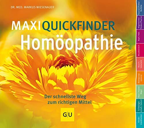 MaxiQuickfinder Homöopathie: Der schnellste Weg...