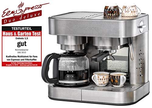 ROMMELSBACHER Kaffee/Espresso Center EKS 3010 -...