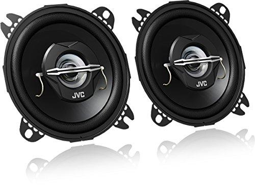 JVC CS-J420X Koaxial Lautsprecher (10 cm, 2-Wege)...