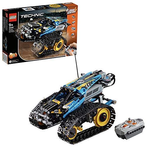 Lego 42095 Technic Ferngesteuerter Stunt-Racer,...