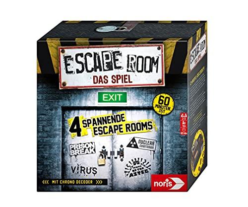 Noris 606101546 - Escape Room (Grundspiel) -...