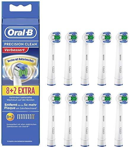 Oral-B Precision Clean Aufsteckbürsten,...