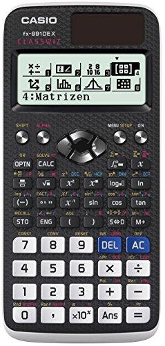 Casio FX-991DE X wissenschaftlicher ClassWiz...