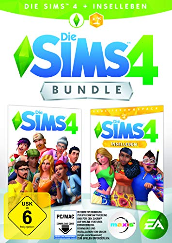 Die Sims 4 - Base Game + Inselleben Expansion,...