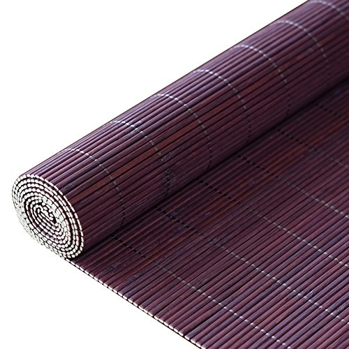 XZPENG Shading Vorhang Bambus Rollo Rolling...
