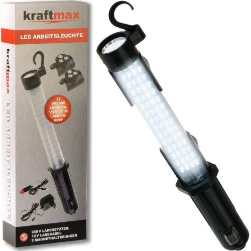 Kraftmax W1000 Hochleistungs LED Arbeitsleuchte...