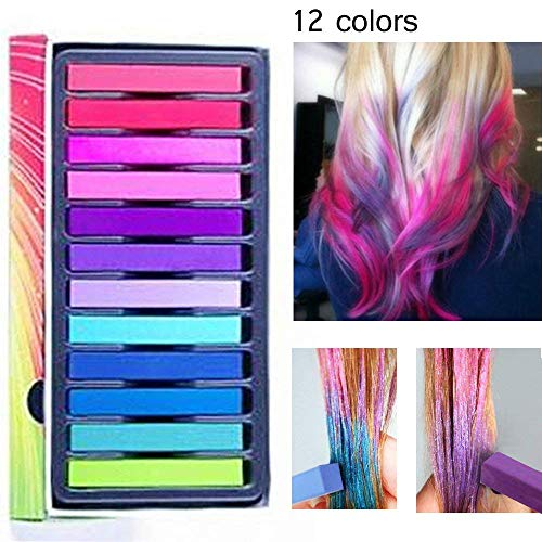 Haarkreide,Temporäre Haarfarbe,Haar...