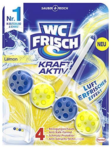 WC FRISCH Kraft Aktiv Duftspüler Lemon,...