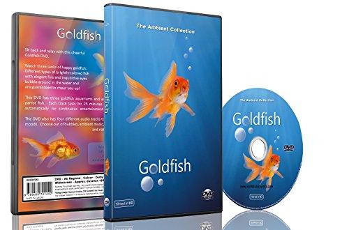 Baby- und Kinder DVD - Goldfisch Aquarium in HD...